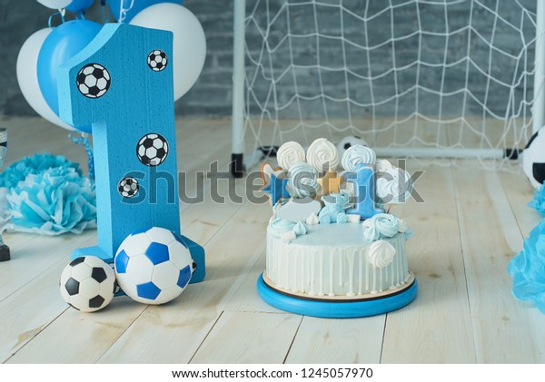 Awe Inspiring Festive Background Decoration Birthday Cake Letters Stock Photo Birthday Cards Printable Riciscafe Filternl
