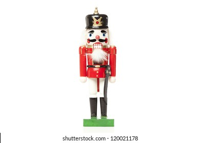 Festive Christmas NutCracker ready for the Holidays