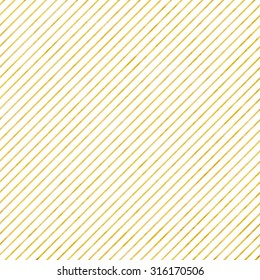 Festive diagonal striped background with gold foil texture