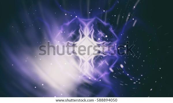 Festive elegant abstract background