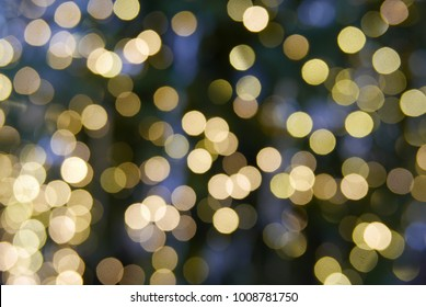 Festive Lights Bokeh