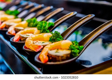 festive seafood catering