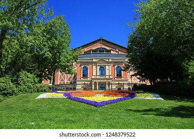 Festspiele in Bayreuth is a city in Bavaria, Germany, with many historical attractions