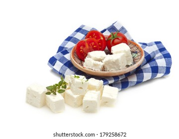 feta cheese,tomato and oregano styled with Greek adittude