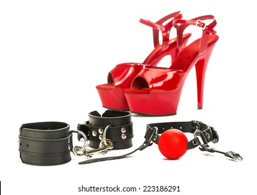 Fetish stuff and sex toys for BDSM