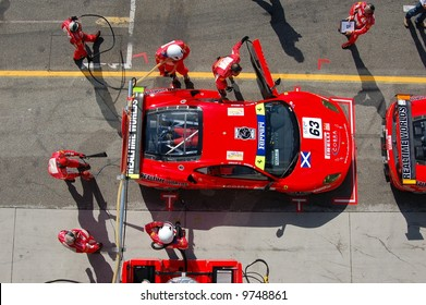 FIA GT Championship 2007 - Czech Republic