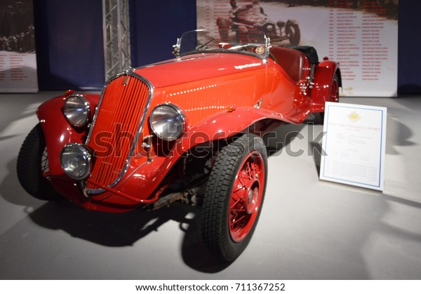 separation shoes 644be b0786 Fiat 508 Balilla Sport Year 1933 Stock Photo (Edit Now ...