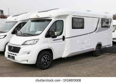 Fiat Ducato motorhome for sale at Soma Caravaning in Warendorf, Germany, 02-22-2021