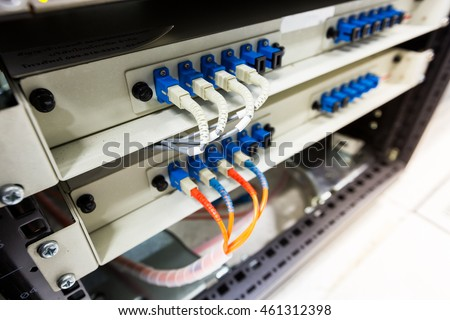 setting up ethernet switch