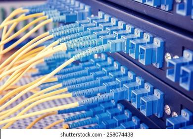 fiber optical Network Server