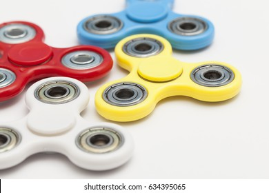 Fidget finger spinner stress, anxiety relief toy