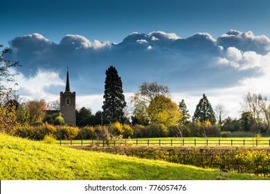 field around the Bishop's Stortford