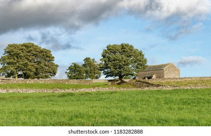Field Barn, Wilson Scar, above Bampton Grange, Cumbria