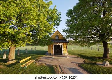 Field chapel in Neufeld an der Leitha