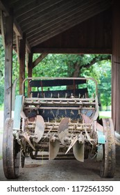 Field cultivator. Harrow system, cultivate the soil