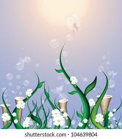 field of fairy