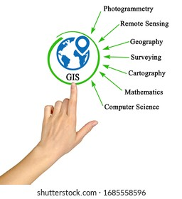 Fields applicable to Geographic Information System