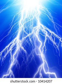 Fierce lightning