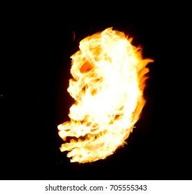 Fiery Motion Fire Show