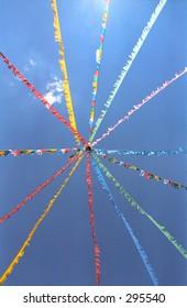 Fiesta decorations Spain