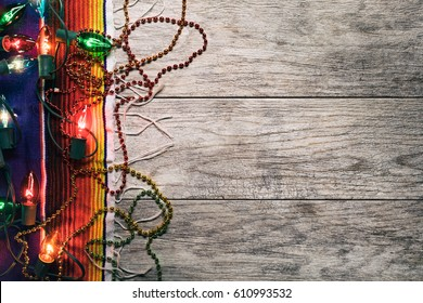 Fiesta: Party Lights And Beads For Cinco Celebration
