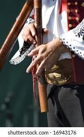 fife recital  - slovak folklore