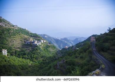 fifi mountain jizan saudi arabia