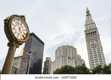 Fifth Avenue building in New York City