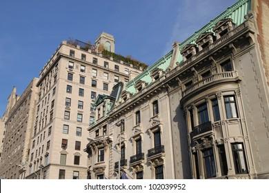 Fifth Avenue buildings, New York