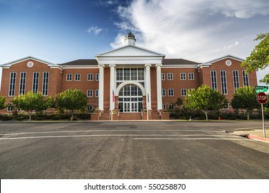 Fifth Judicial District Courthouse in St. George Utah.