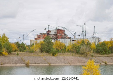 Fifth power unit of the Chernobyl NPP