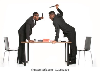 fight in the office