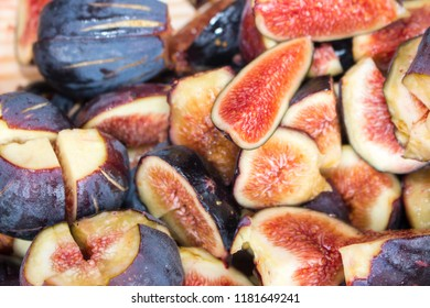 figs autumn fruit ypical Italian products Italian cuisine Italy europe