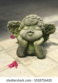 Figurine of an angel Thailand