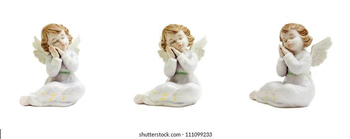 Angel Figure Images, Stock Photos & Vectors   Shutterstock