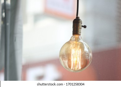 filament bulb in korea with old lens(minolta)