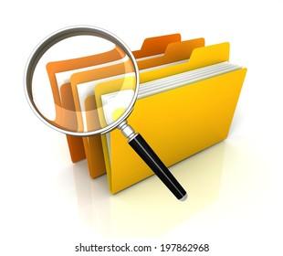 file or folder search