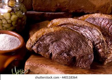 Filet Steak Angus.