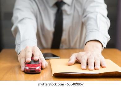 Filing for car loan