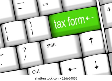 Filing the income tax return by computer