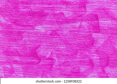 Filled surface with pink color.