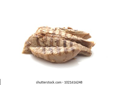 fillets of mackerel in grilled oil
