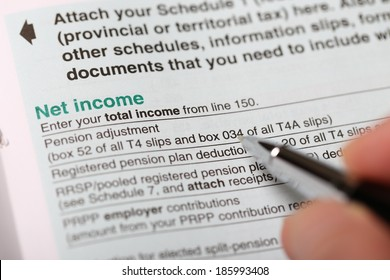 Filling net income