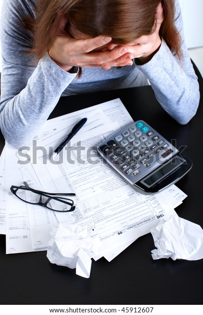 Filling theTax Form. Standard US Income Tax Return