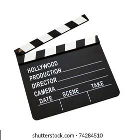 Film clap board