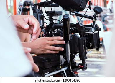 Film Crew,Behind the scenes background