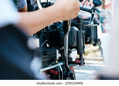 Film Crew,Behind the scenes background