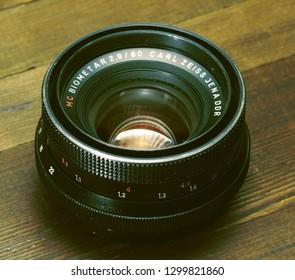 Carl Zeiss Jena Images, Stock Photos & Vectors | Shutterstock
