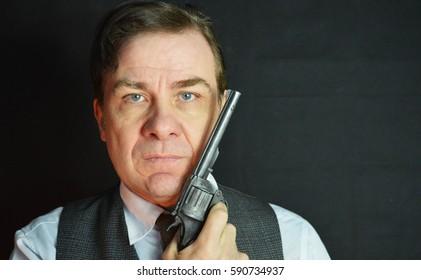 Film Noir gangster