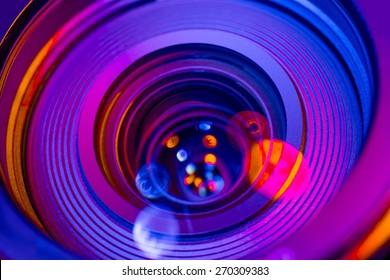 Film, vision, unusual.